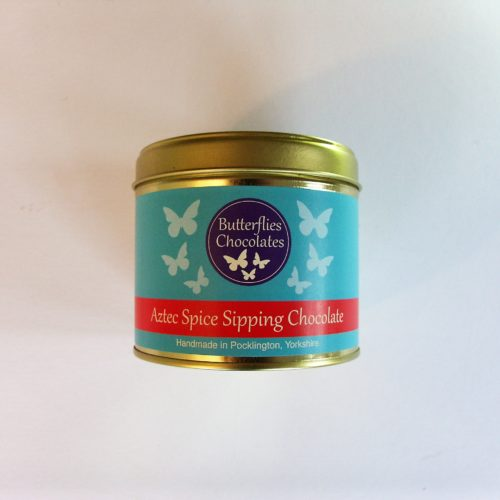 Aztec Spice Sipping Chocolate tin